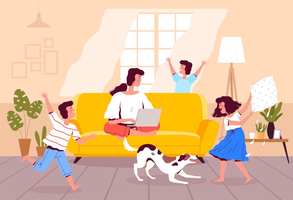 犬を飼いたいなら飼い方を知って親を説得しよう