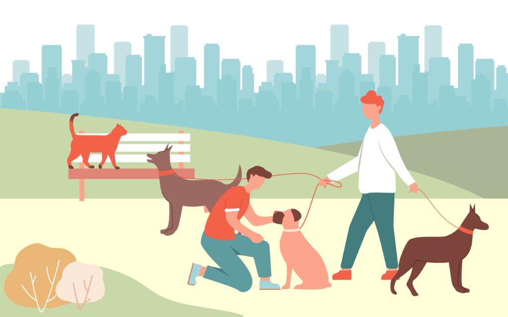 犬を飼うメリット【人とのつながり】
