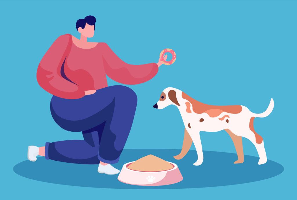 ごはんを食べないトイプードルにおすすめのトッピング